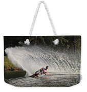 Water Skiing 12 Weekender Tote Bag