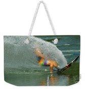 Water Skiing 5 Magic Of Water Weekender Tote Bag