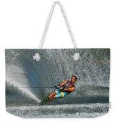 Water Skiing Magic Of Water 14 Weekender Tote Bag