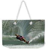 Water Skiing Magic Of Water 27 Weekender Tote Bag