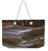 Water Slide Weekender Tote Bag