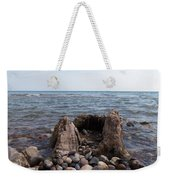 Water Stump Weekender Tote Bag