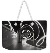 Water Supply Faucet Mixer Weekender Tote Bag