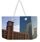Water Taxi Fultons On The River Chicago Weekender Tote Bag