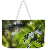 Water-the Essence Of Life V3 Weekender Tote Bag
