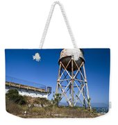 Water Tower Alcatraz Island Weekender Tote Bag