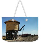 Water Tower Weekender Tote Bag by Jeff Swan