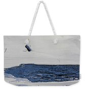 Water Trail Weekender Tote Bag