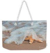 Water Veil Weekender Tote Bag