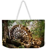 Water Wheel Weekender Tote Bag by Marty Koch