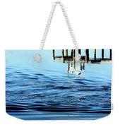 Water Works Weekender Tote Bag