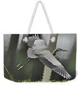 Waterbird Flying Weekender Tote Bag