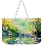 Watercolor 45319041 Weekender Tote Bag