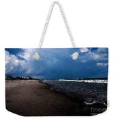 watercolor Beach Weekender Tote Bag