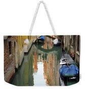 Watercolor In Venice Weekender Tote Bag