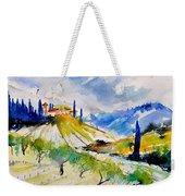 Watercolor Toscana 317040 Weekender Tote Bag