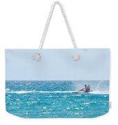 Watercraft Weekender Tote Bag