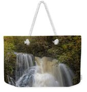 Waterfall After The Rain Weekender Tote Bag