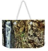Waterfall At Castle In The Clouds Weekender Tote Bag
