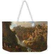 Waterfall At Tivoli Weekender Tote Bag