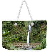 Waterfall Bridge Weekender Tote Bag