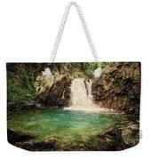 Waterfall Dreaming Weekender Tote Bag