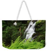 Waterfall Fern Square Weekender Tote Bag
