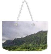 Waterfall Heaven Weekender Tote Bag