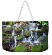 Waterfall In Marlay Park Weekender Tote Bag