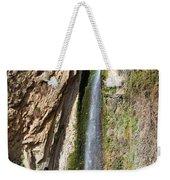 Waterfall In Ronda Weekender Tote Bag