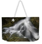 Waterfall In The Rocks Weekender Tote Bag