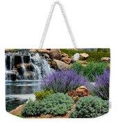 Waterfall Lanscape Weekender Tote Bag