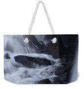 Waterfall Motion Weekender Tote Bag