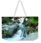 Waterfall Near Paradise Weekender Tote Bag