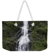 Waterfall Near Valdez Ak Weekender Tote Bag