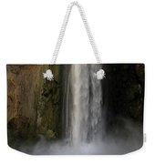 Waterfall Oasis Weekender Tote Bag