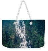 Waterfall Princess Louisa Inlet Weekender Tote Bag