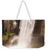 Waterfall Rainbow Weekender Tote Bag
