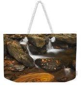 Waterfalls And Swirl Weekender Tote Bag