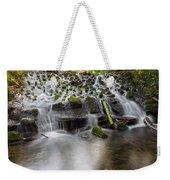 Waterfalls In Marlay Park Weekender Tote Bag