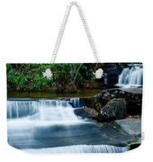 Waterfalls Of Carreck Creek Weekender Tote Bag