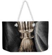 Waterford Crystal Shaving Brush 2 Weekender Tote Bag