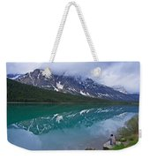 Waterfowl Lake Weekender Tote Bag