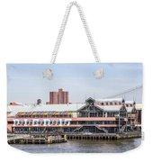 Waterfront 3 Weekender Tote Bag
