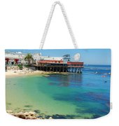 Waterfront At Cannery Row Weekender Tote Bag