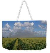 Watering The Corn Weekender Tote Bag