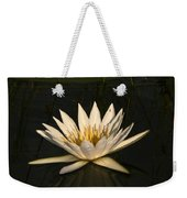 Waterlilly 6 Weekender Tote Bag