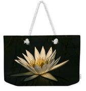 Waterlilly 7 Weekender Tote Bag