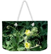 Watermelon Flowers And Vine Weekender Tote Bag