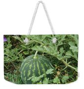 Dew On The Mellon Weekender Tote Bag